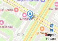 Компания «Daneli.ru» на карте