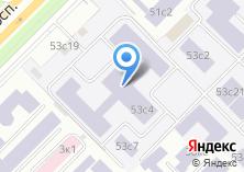 Компания «Физический институт им. П.Н. Лебедева РАН» на карте