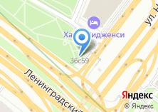 Компания «Бесплатный общественный туалет» на карте