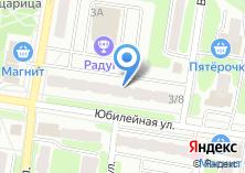 Компания «Лерос» на карте
