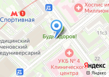 Компания «Банк Воронеж» на карте