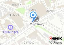 Компания «Фрэш» на карте