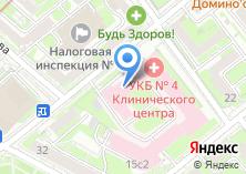 Компания «Городская клиническая больница №61» на карте