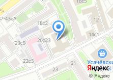 Компания «ДЖЕТ-ХОЛДИНГ» на карте