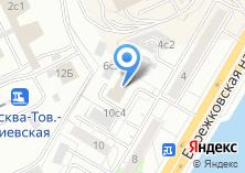 Компания «Мосаудит» на карте