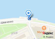 Компания «Radisson Royal Moscow» на карте
