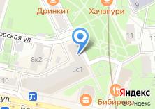 Компания «Радиоэкспорт» на карте