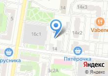 Компания «Artanimals.ru» на карте