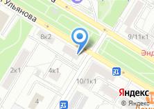 Компания «Арт салон» на карте