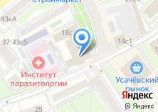Компания «Авиакапитал-сервис» на карте
