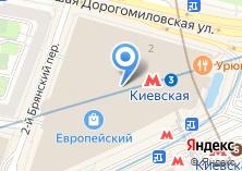 Компания «Тм ViTESSE» на карте