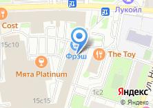 Компания «Единый кошелек» на карте