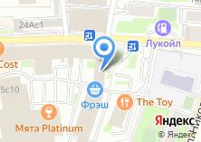 Компания «Modkartina.ru» на карте