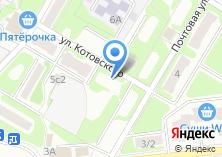 Компания «Электросеть городского округа Щербинка» на карте