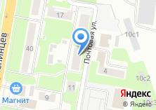 Компания «Вним» на карте