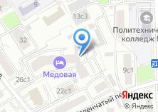 Компания «РОКОС сеть мебельных магазинов» на карте