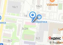 Компания «Городская поликлиника №174» на карте