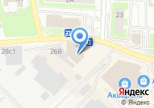 Компания «Стройрезерв» на карте
