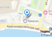 Компания «ИФД КапиталЪ» на карте