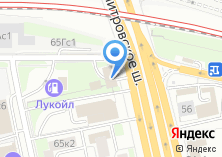 Компания «АЗС Альянс-Ойл» на карте