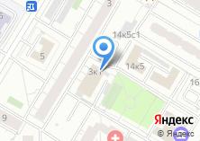 Компания «Radexpro» на карте