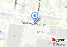 Компания «Щербинская городская похоронная служба» на карте