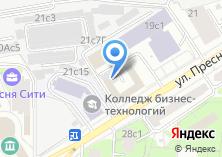Компания «Вологдабанк» на карте