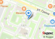 Компания «Сфера услуг» на карте