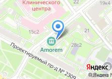 Компания «Гартал М» на карте