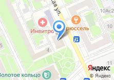 Компания «Архивируем.ру» на карте