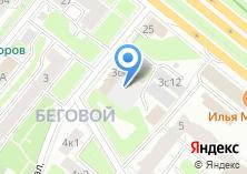 Компания «ИНТЕРПАРТС» на карте