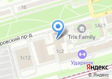 Компания «АРТРОТОН» на карте