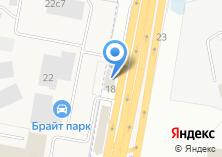 Компания «Автотомойка на Симферопольском шоссе» на карте