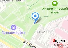 Компания «Гаражно-строительный кооператив №15» на карте