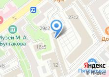 Компания «Восточная энергетическая компания» на карте