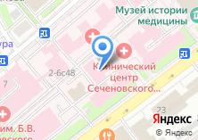Компания «Клинический центр» на карте