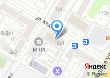 Компания «Федеральное агентство водных ресурсов РФ» на карте