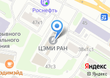 Компания «РЭШ» на карте