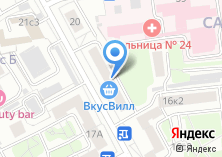 Компания «Рокко» на карте