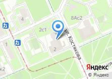 Компания «Дубки ТСЖ» на карте