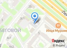 Компания «RentShi» на карте