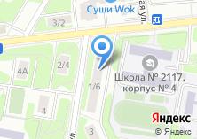 Компания «Копи-Сервис» на карте
