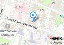 Компания «Федеральная служба по гидрометеорологии и мониторингу окружающей среды РФ» на карте