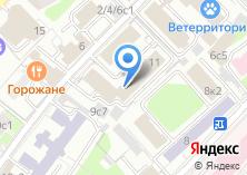 Компания «Саввинский» на карте