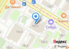 Компания «Сибур Холдинг» на карте