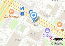 Компания «ЮРТЭС» на карте