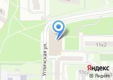 Компания «ПрофБытСервис» на карте