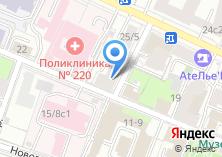 Компания «Клиника Марии Ширшаковой» на карте