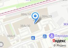 Компания «Главзверторг центр» на карте