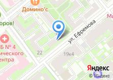 Компания «ПАЛЬТОМАНИЯ - ИНТЕРНЕТ-МАГАЗИН ПАЛЬТО В МОСКВЕ» на карте